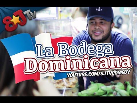 La Bodega Dominicana Spanish Skit 8JTV