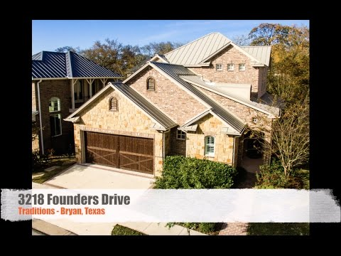 3218 Founders Drive - Bryan,Texas
