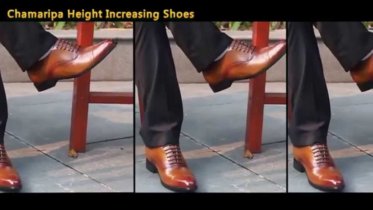 Mens Height Increasing Shoes Locations