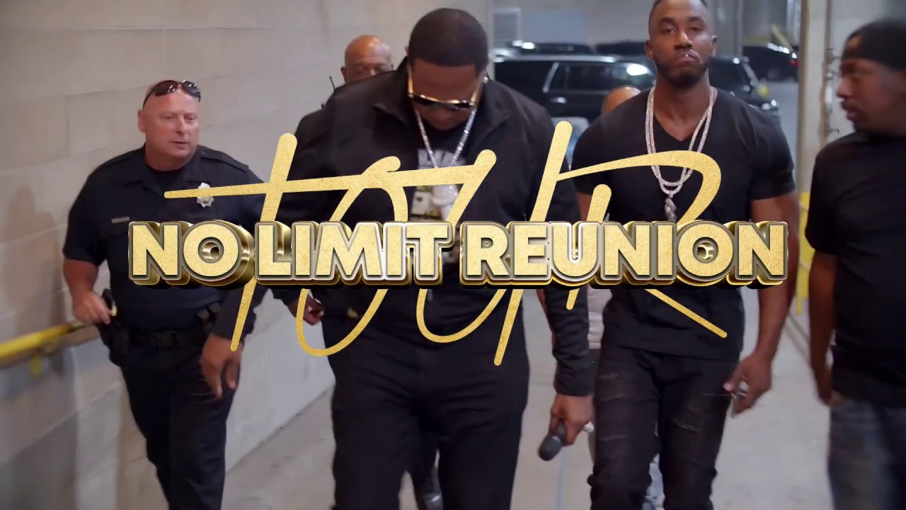 NO LIMIT REUNION TOUR STARRING MASTER P, Family and Friends