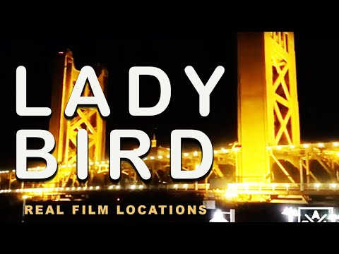 Lady Bird REAL Film Locations in Sacramento, California | Alex En Las Calles