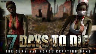 7 Days to Die (Alpha 11.3) #19 - Библиотека