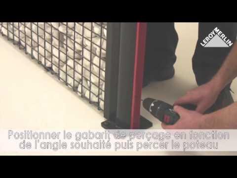 Poser Une Cloture A Personnaliser Lookx Dirickx Youtube