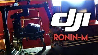 DJI RONIN M | 3-Axis Camera Gimbal