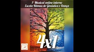 4x1 O MUSICAL ONLINE DA RITMUS
