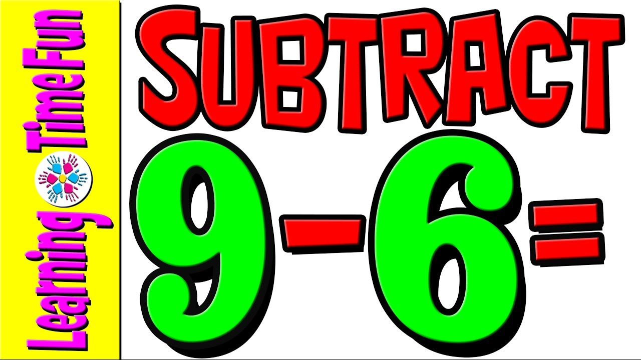 Subtraction of natural numbers - Free Math Worksheets