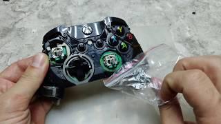 Ремонт джойстика от X@ящика (Xbox). Дешевый ширпотреб от Microsoft