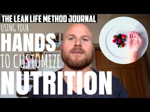 """""""Using Your Hands to Customize Nutrition"""" 