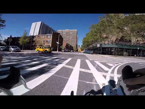 East Williamsburg to Downtown Manhattan Bike Ride