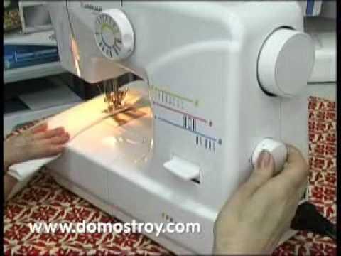 швейная машинка ягуар 620 инструкция по эксплуатации - фото 2