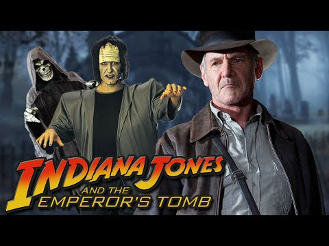 One Foot In the Grave - Indiana Jones and the Emperor's Tomb Gameplay Part 3