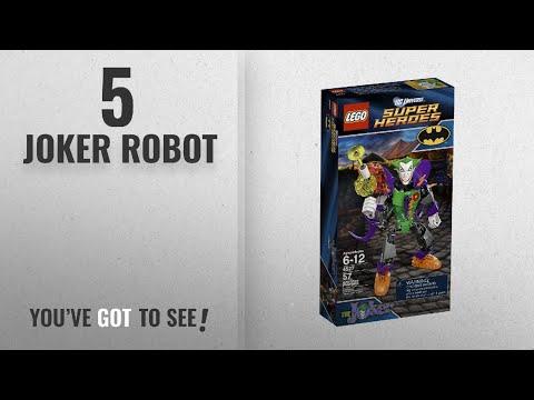 Top 10 Joker Robot [2018]: LEGO Ultrabuild The Joker 4527