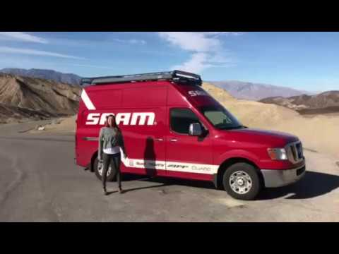 Van Life Traveling Cross Country In A Retrofitted Nissan Nv Youtube