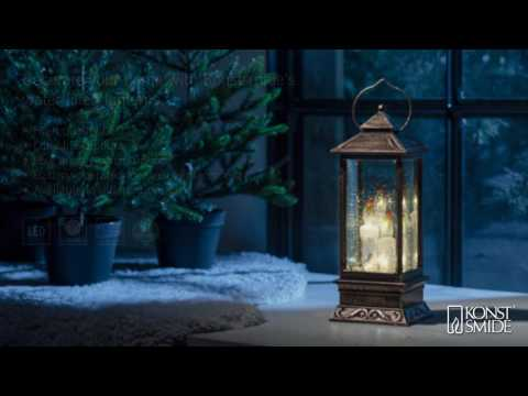 Konstsmide Water Filled Christmas Lantern 2879-000 Details