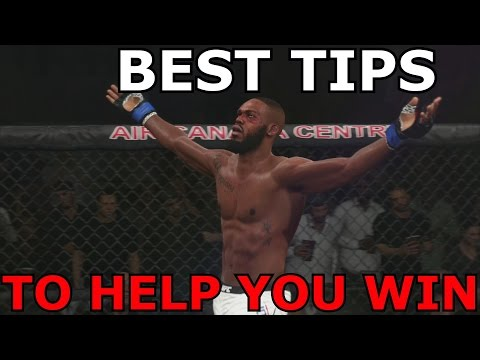 UFC 2 ULTIMATE TEAM - BEST TIPS TO HELP YOU WIN! (ONLINE MATCHES)