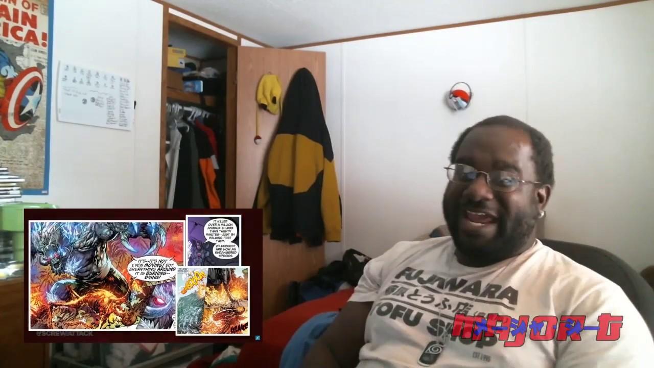 DEATH BATTLE!: Hulk (Marvel) vs Doomsday (DC) REACTION ... Doomsday Vs Hulk Death Battle Reaction