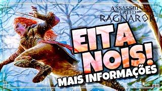 Assassin's Creed Ragnarok - Novas Informações!!! [ RUMOR ]