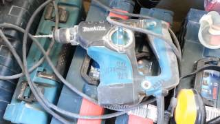 Для электрика- профессиональный электроинструмент.(Обзор профессионального электроинструмента для выполнения работ по монтажу электропроводки в доме от..., 2013-11-26T02:30:00.000Z)