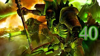 Warhammer 40,000: Dawn of War Dark Crusade Nekroni #40 (Gameplay PL, Zagrajmy)