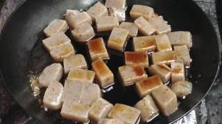 ピリ辛こんにゃくの作り方 カミナリこんにゃくの作り方です。作ってみて...