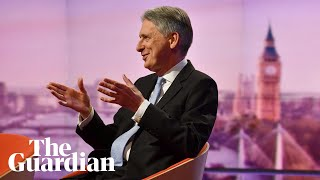 'A PM who ignores parliament cannot survive' warns Philip Hammond