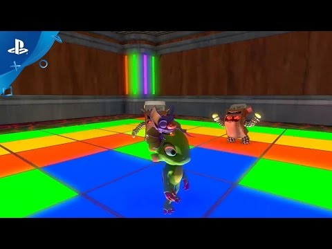 Yooka-Laylee Youtube Video