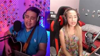 Twitch Sings Duet Need You Now - Lady Antebellum[BrianbBright & Domie02]