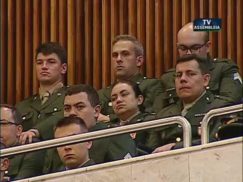 Sessão Solene - Dia do Exército