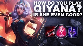 HOW DO YOU PLAY QIYANA? WE FIND OUT! One of the Best Qiyana Players! | League of Legends