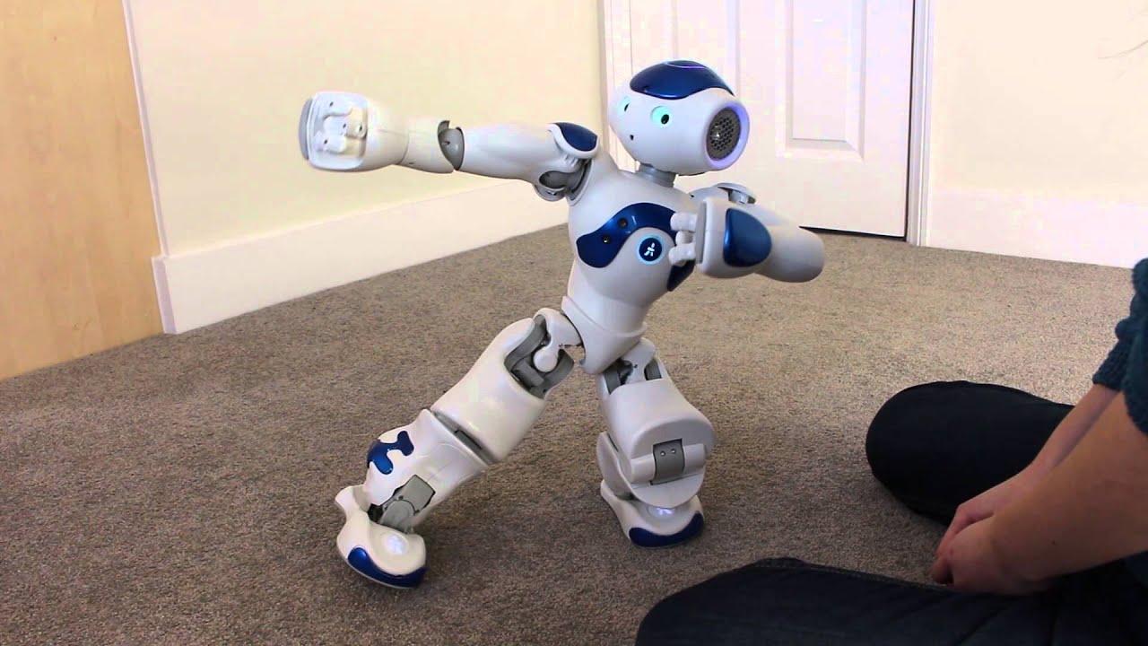 Where do you buy a NAO Robot?