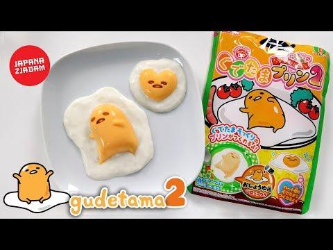 Pudding jajko 🍳 Gudetama DIY - JAPANA zjadam #123 | Agnieszka Grzelak Vlog