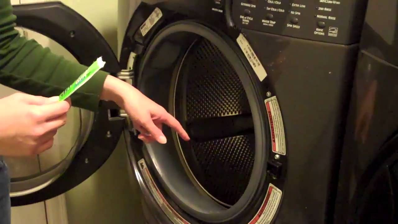 My Review Of Affresh For He Washers Whirlpool Youtube