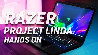 Razer Project Linda: Your Razer Phone Is The Brain Of Your Laptop!