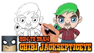 How to Draw Jacksepticeye | Drawing Lesson