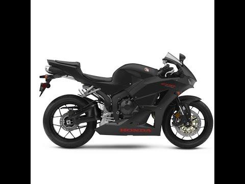 Honda CBR600RR (CBR 600 RR) - Service Manual - Wiring Diagram - YouTube