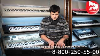 видео пианино casio cdp