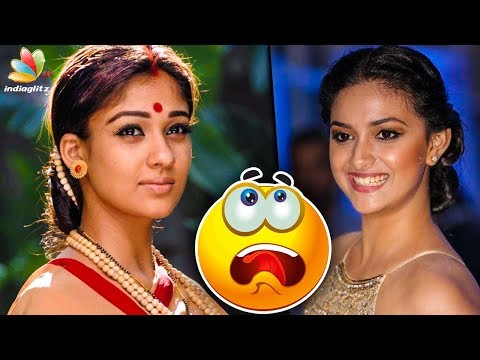 Nayanthara as Keerthy Suresh's Mother in Law? | Latest Tamil Cinema News