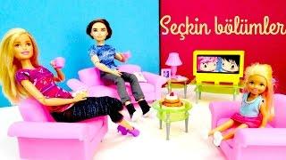 Barbie ailesi sipariş yapıyorlar. Seçkin bölümler