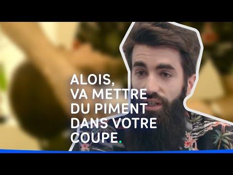 Coiffeur Barbier / Coiffeuse Barbière - Témoignage de Aloïs, apprenti #shorts