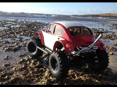 axial scx10 tamiya sand scorcher shoreline run youtube. Black Bedroom Furniture Sets. Home Design Ideas