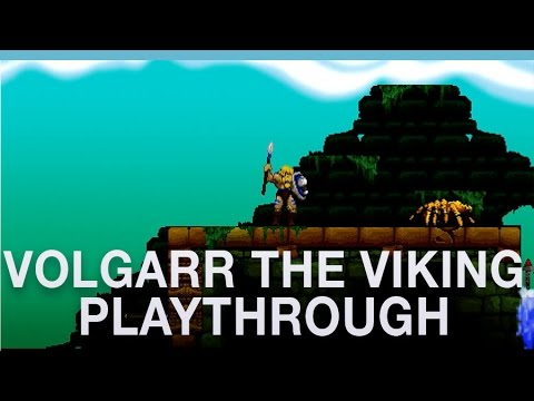 Volgarr the Viking gameplay hands-on with Digital Spy