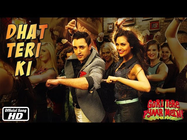 Dhat Teri Ki - Official Song - Gori Tere Pyaar Mein - Imran Khan & Kareena Kapoor Travel Video