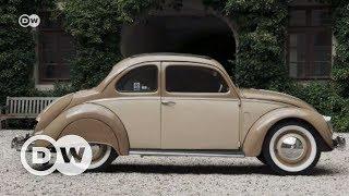 Volkswagen'in şık tosbağası - DW Türkçe