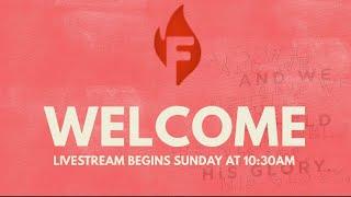 Sunday Sermon - September 12, 2021