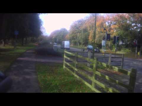 Letchworth Garden City Greenway - Full Circle Anti-clockwise