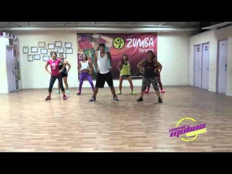 Zumba Reggaeton Mix Cesar Molina