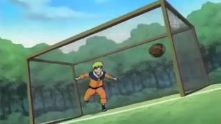 Naruto Juega Futbol Con Sus Clones De Sombra - HD thumbnail