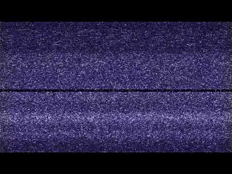 Футаж помехи камеры со звуком #5