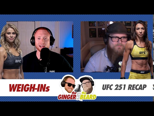 """Introducing """"Weigh-Ins"""" - A New, UFC-Focused Series"""