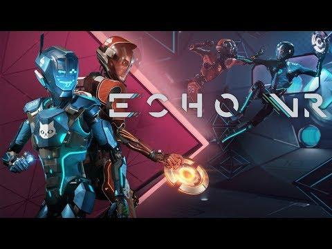 ECHO (VR) 🤖 • LET'S PLAY OCULUS RIFT GAMES | #SponsoredByOculus